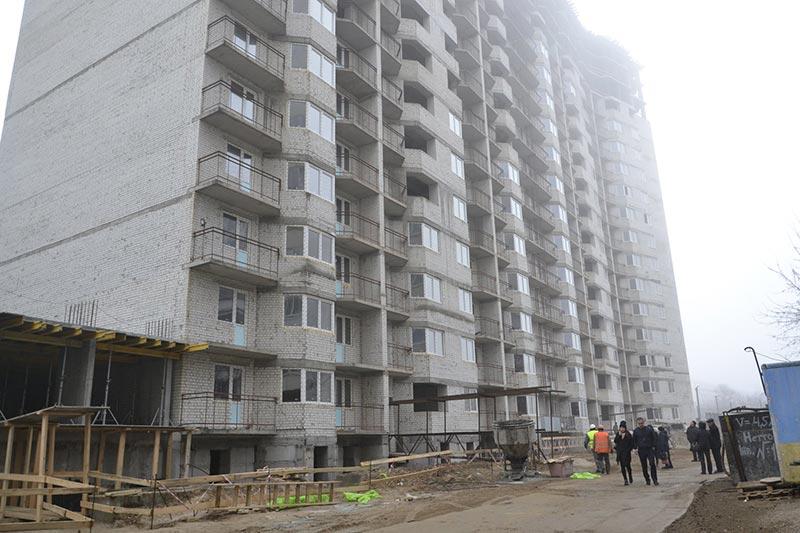 Дом Петлюры 21-Б Бровары: строительство фото март #1