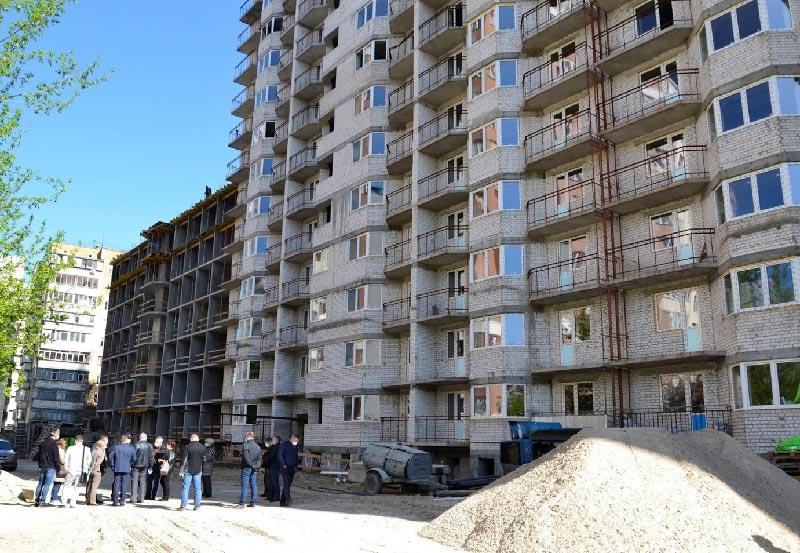Дом Петлюры 21-Б Бровары: строительство фото апрель #1