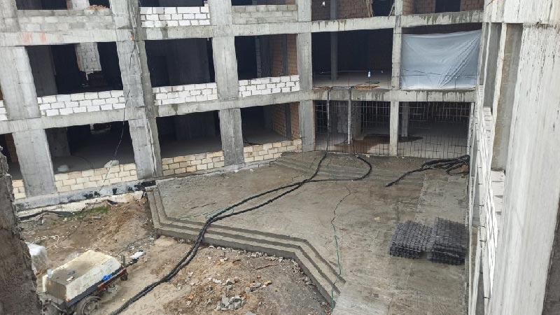 Школа №10 Бровары: Ход строительства апрель 2021 #5