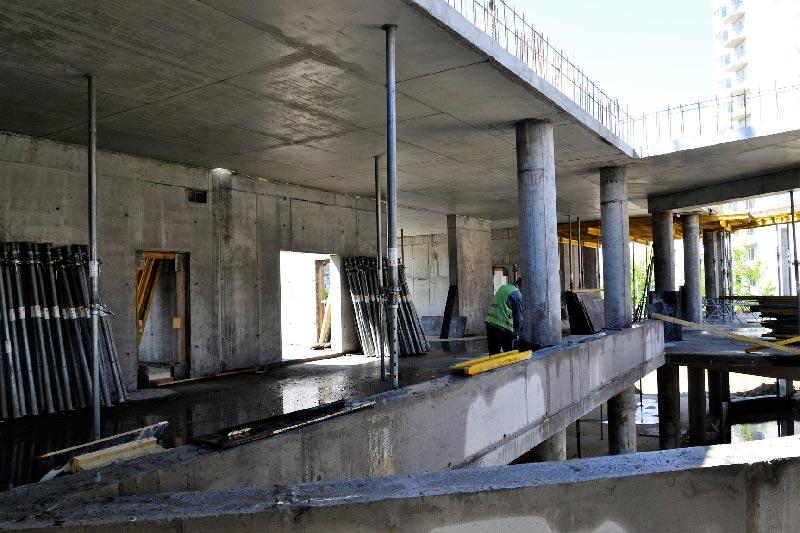 Школа №10 Бровары: Ход строительства май 2020 #4