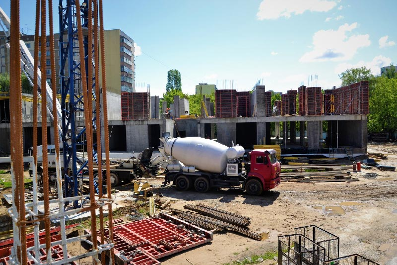 Школа №10 Бровары: Ход строительства май 2020 #5