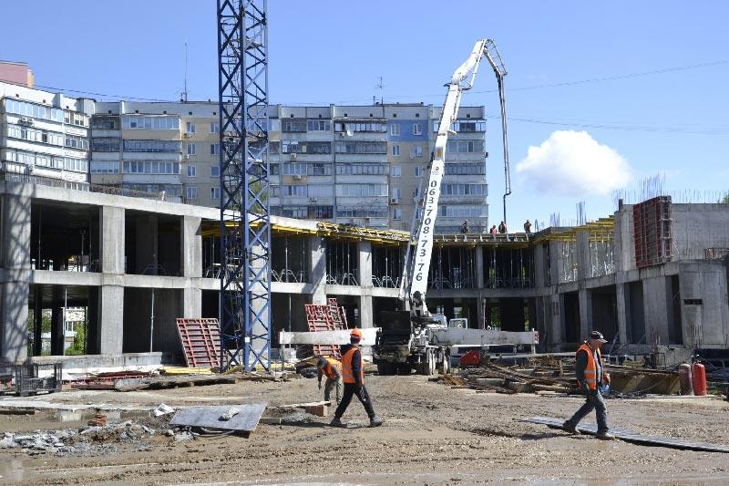 Школа №10 Бровары: Ход строительства май 2020 #6