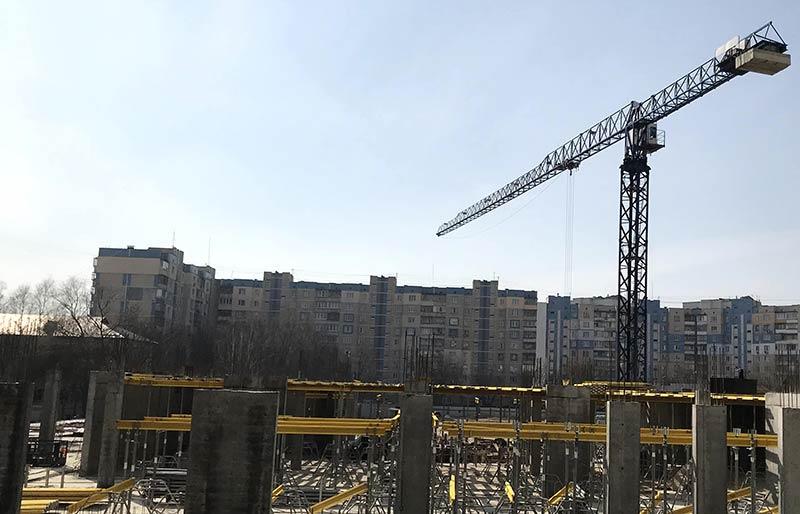 Школа №10 Бровары: Ход строительства март 2020 #2