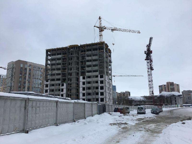 ЖК Атлант на Киевской декабрь 2018 фото 2