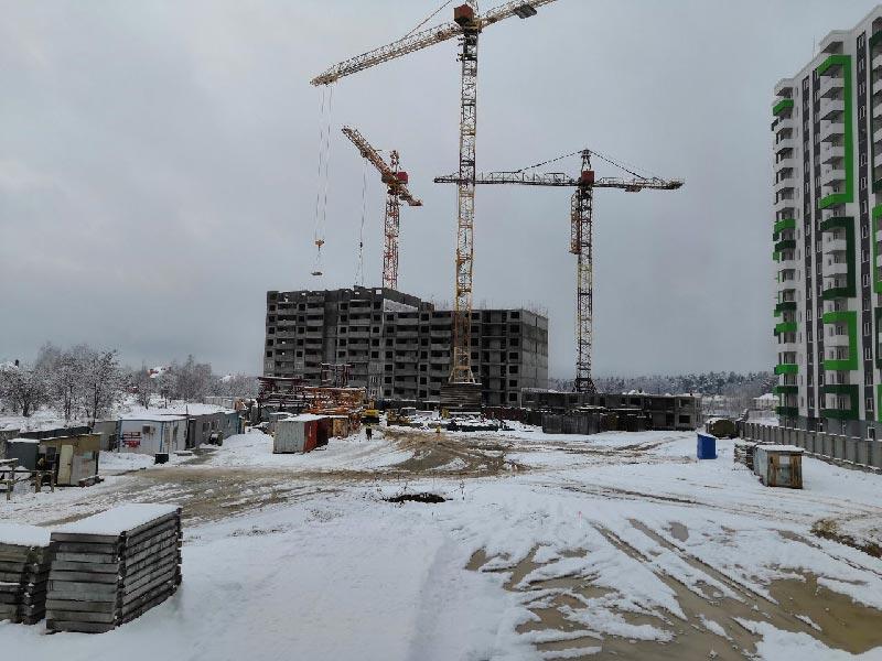 ЖК Атлант на Киевской январь 2019 фото 1
