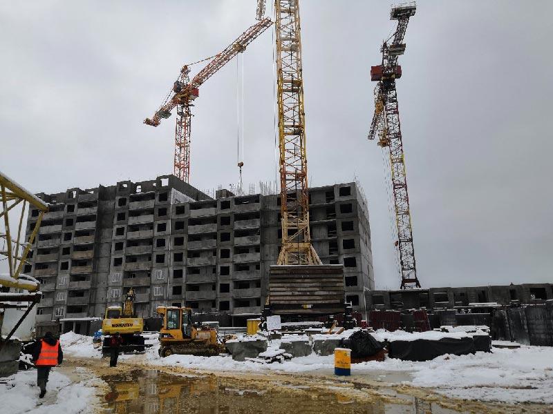 ЖК Атлант на Киевской январь 2019 фото 2