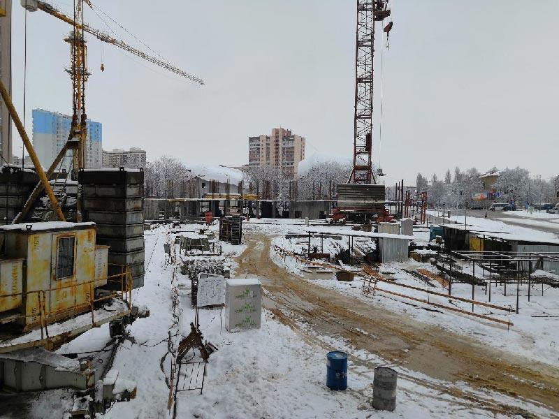 ЖК Атлант на Киевской январь 2019 фото 3