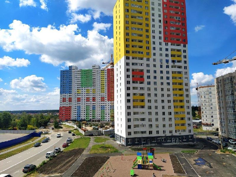 ЖК Атлант на Киевской август 2020 фото #3