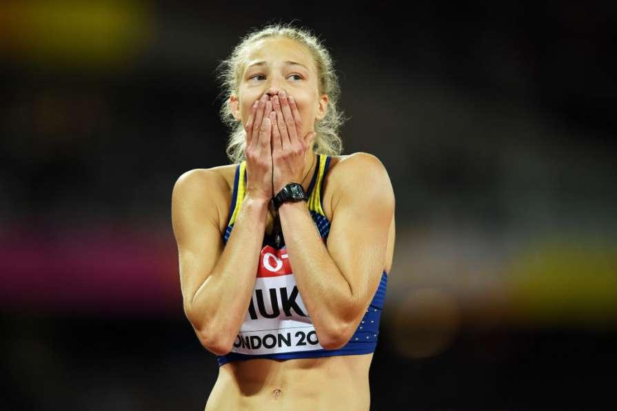 Броварчанка Алина Шух продолжает устанавливать новые спортивные рекорды