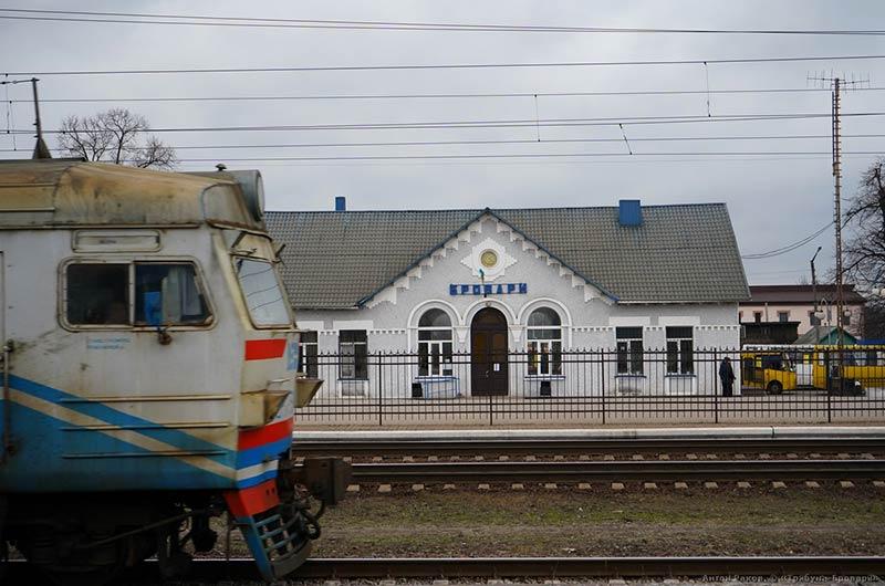 Из Нежина и Броваров до метро Левобережная - теперь ходит электричка!
