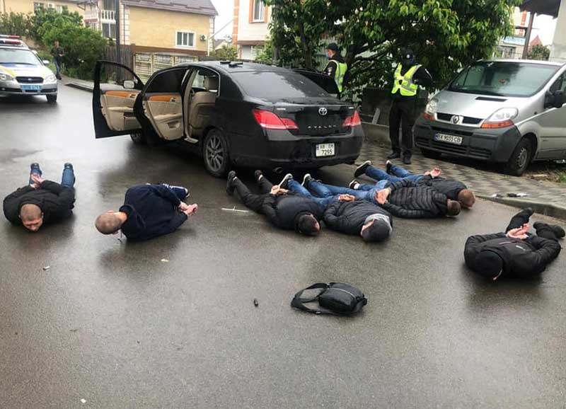 Перестрелка в Броварах из-за маршруток: закончилось досудебное расследование