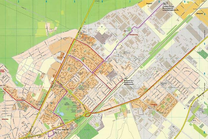 Городские маршруты №4 и №7 в Броварах не запустили