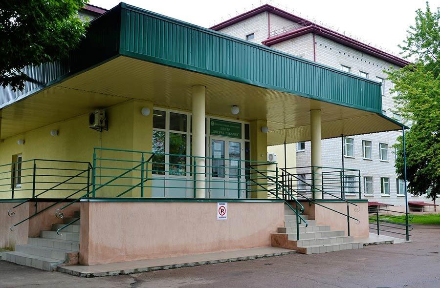 Детская больница Бровары